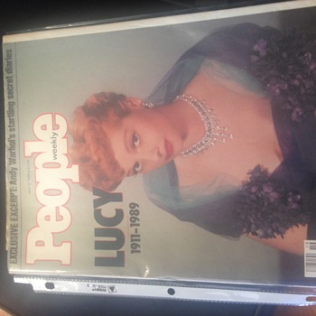 i love lucy mag