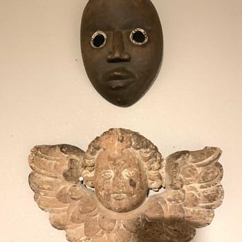 Mask  - Fine Art