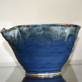Batter/Mixing Bowl - Pottery