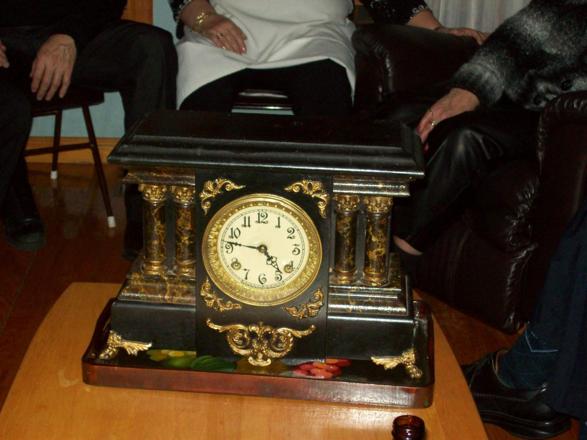Mantel clocks ottawa