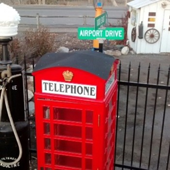 Phone Booth?