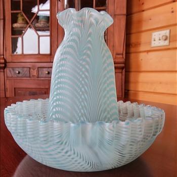 Fairy Lamp - Blumberg Rd 44546 - 1886 - Art Glass