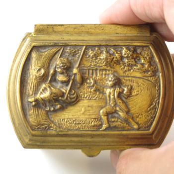 Romantic Jewelry Casket Ring Box - Fine Jewelry