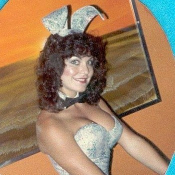 PLAYBOY MEMORABILIA IS COLLECTIBLE--BUNNYS  LINDA & ELAINE, MY DAUGHTERS - Photographs
