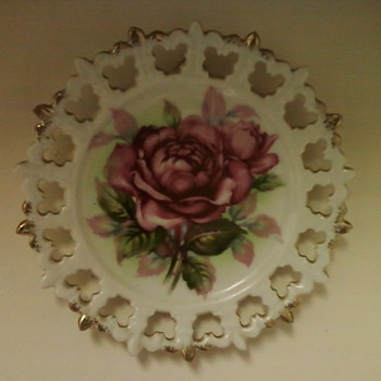 NORCREST CHINA PLATES - China and Dinnerware