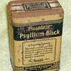 Rexall Puretest Psyllium-Black Laxative Tin