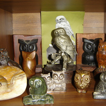 OWLS!! - Pottery