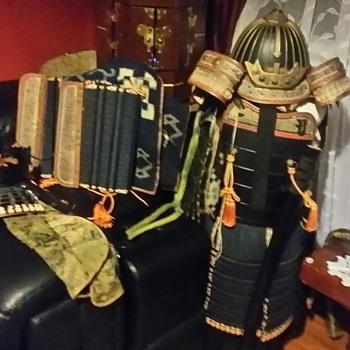 Samurai Japanese Armor