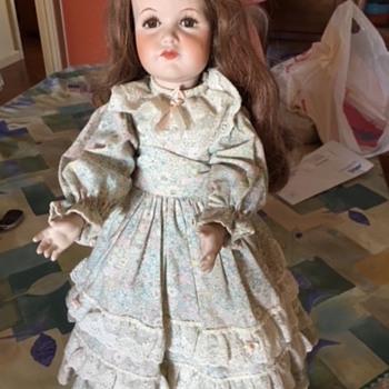 K&R Doll - Original or reproduction?  - Dolls