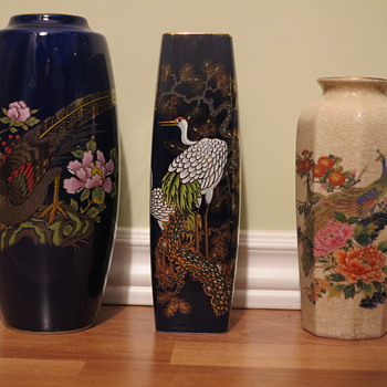 Expensive japanese vase or value-priced vase (post 2 of 2 for this topic) - Asian