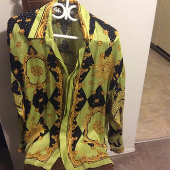 Men's Versace shirt - Mens Clothing