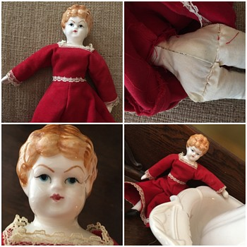 Need help identifying this doll