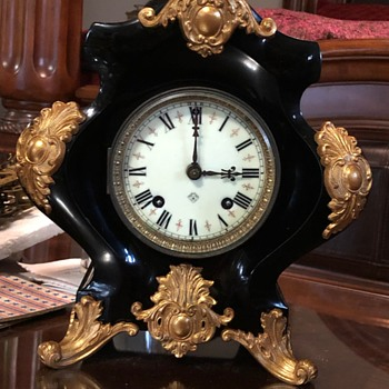newest ansonia clock - Clocks