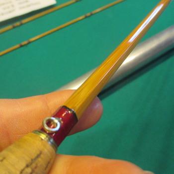 HL Leonard Vintage Bamboo Flyrod  1962 - Fishing