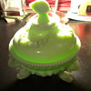 Green Candy Dish
