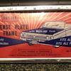 Rayline License Plate Frame No.  164 vintage