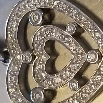 Diamond Haert Pendant - Fine Jewelry