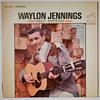 WAYLON JENNINGS - early LPs