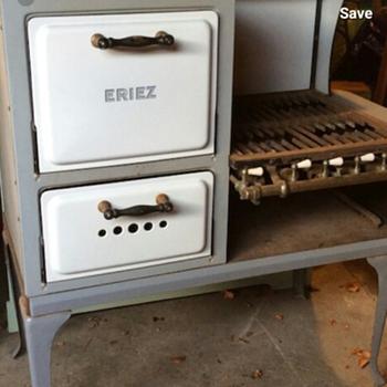 My eriez gas stove - Kitchen