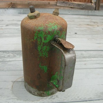 Oil Can and Torch? - Tools and Hardware