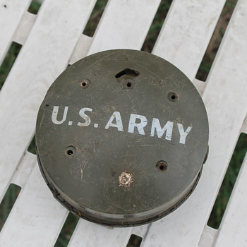 Us army item  - Military and Wartime
