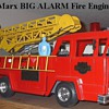 MARX BIG ALARM Fire Engine