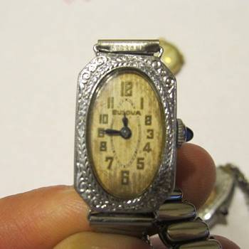 Please help identify Bulova Ladies watches and possible values?