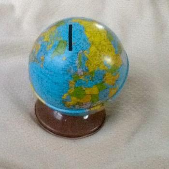 Ohio art world globe bank