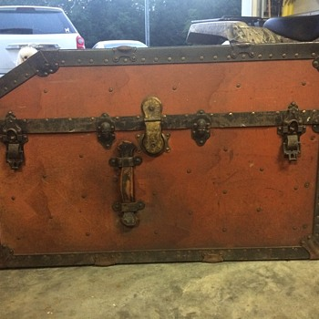 Taylor Made Trunk - Furniture