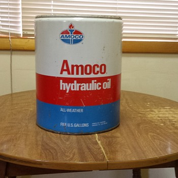 Amoco Can - Petroliana