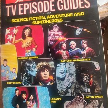 Starlog Photo Guidebook 1981 Vol. 1 (Scifi, Adventures and Superheroes) - Books