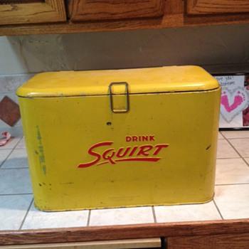 Squirt Progress A2 Cooler