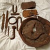 Mining/wood working tools from 1800's