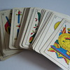 Spanish playing cards from the 70's