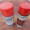 Scotch 'Gard Fabric Protector cans