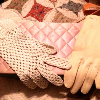 Lady's gloves - Accessories