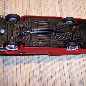 Ford Thuderbird  - Model Cars