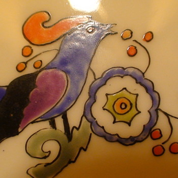 """Limoges France """"T&V""""1917 Hand-Painted Pottery"""
