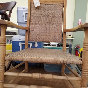 Thift store chairs - Furniture