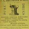 1873 & 1878 Druggist Ads
