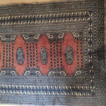 Persian or Afgan carpet  - Rugs and Textiles