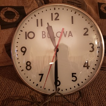 BULOVA! - Clocks