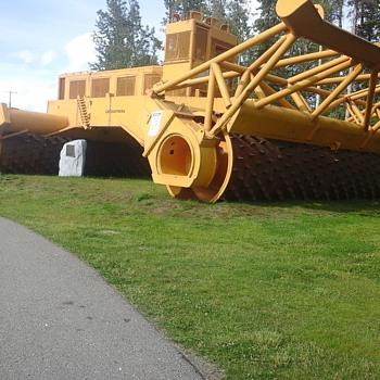 Tree Crusher - Tractors
