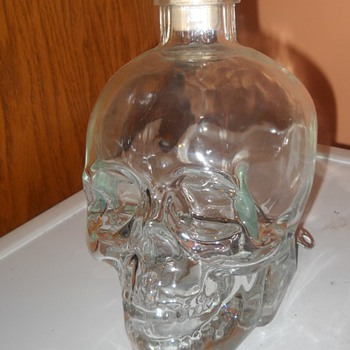 Crystal Head Vodka - Bottles