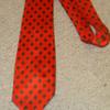 Vintage F.N. Arbaugh Necktie - Lansing, Mich