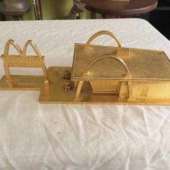 McDonald's collectors item - Toys