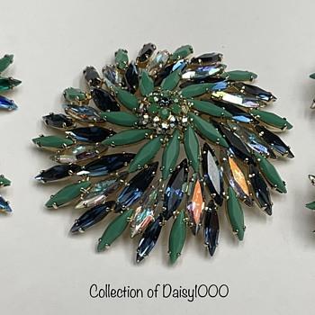 Sherman Pinwheel Set Plus …. - Costume Jewelry