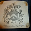 Antique Wentworth Earl of Strafford Bookplate