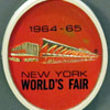 """New York World's Fair 1964-1965"" Singer 600"