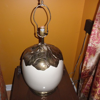 Vintage chapman lamp